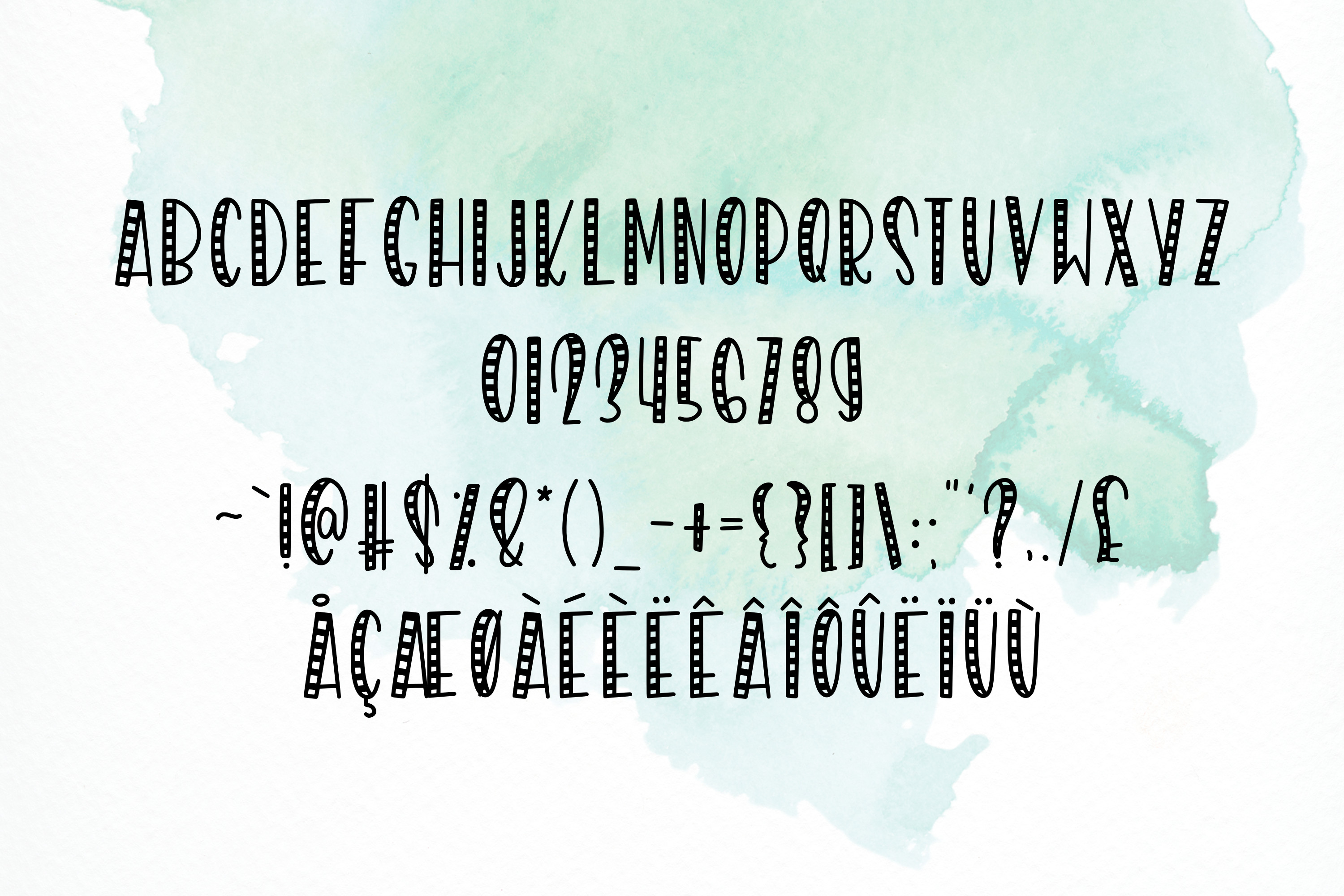 RipTide a Font Trio example image 4