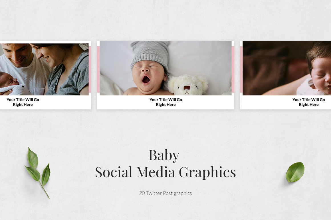 Baby Twitter Posts example image 2