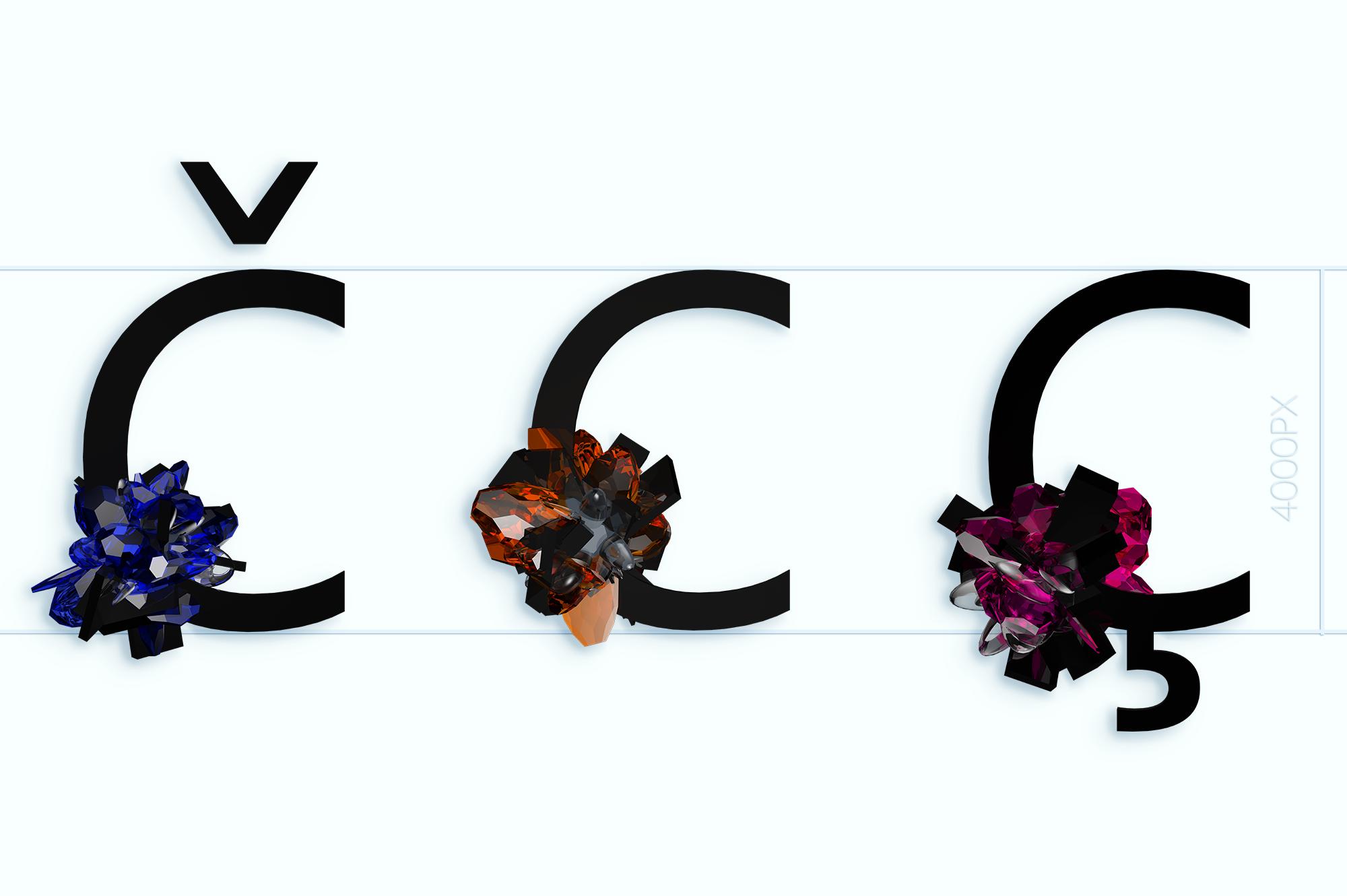 Crystal|Azbuka|Alphabet example image 3