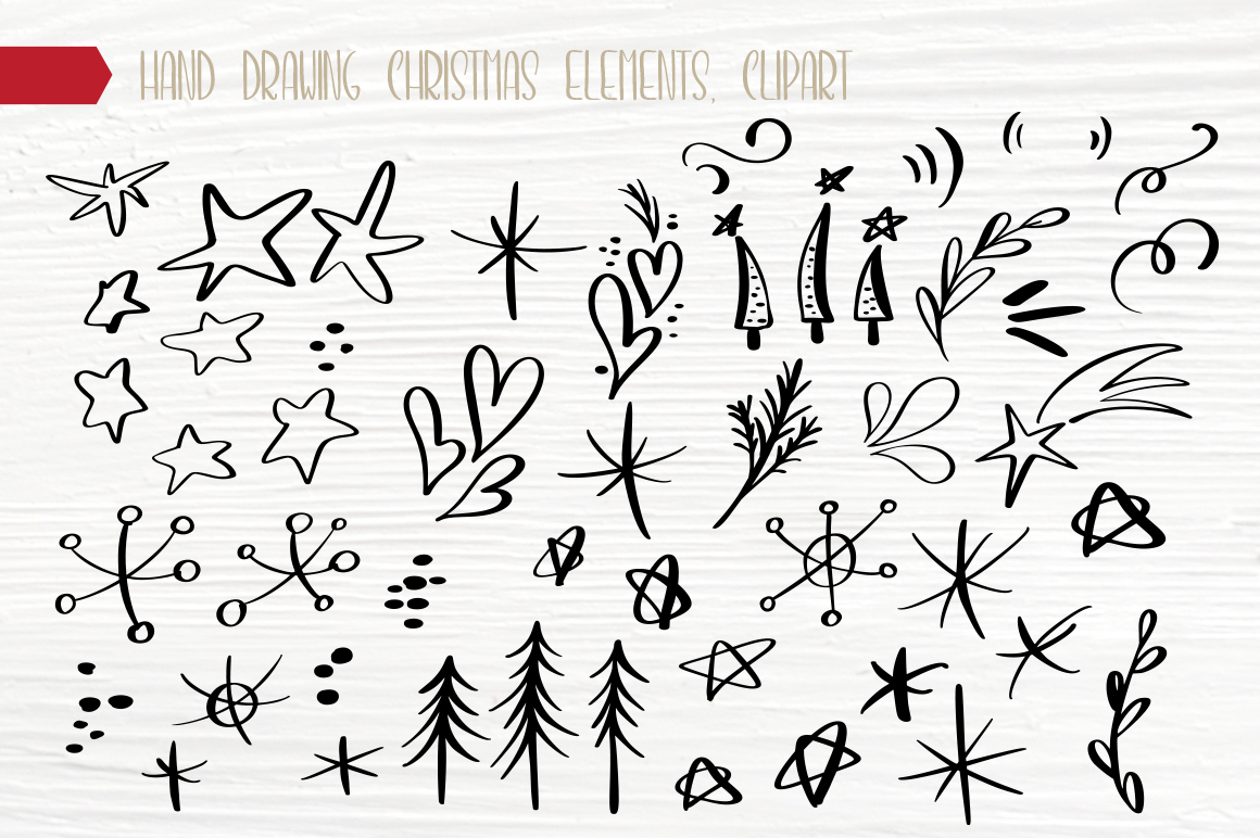 Christmas Bundle mockup example image 10