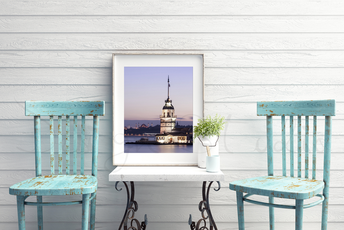 Styled Stock Photography, Frame Mockup, white Frame mockup, Styled Photography Mockup, stock photo example image 1