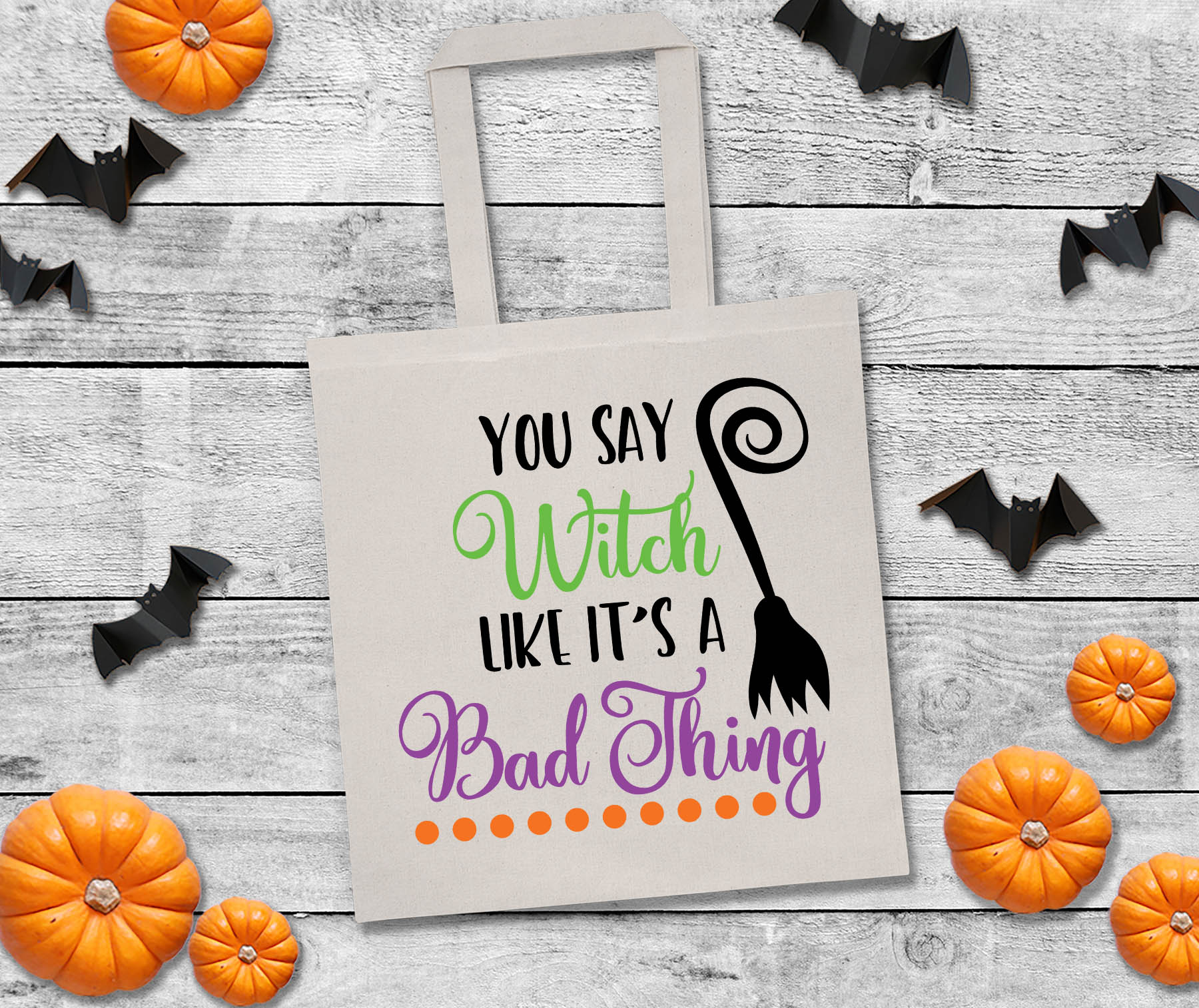 Halloween SVG Bundle with 25 SVG PNG DXF EPS JPG Cut Files example image 4