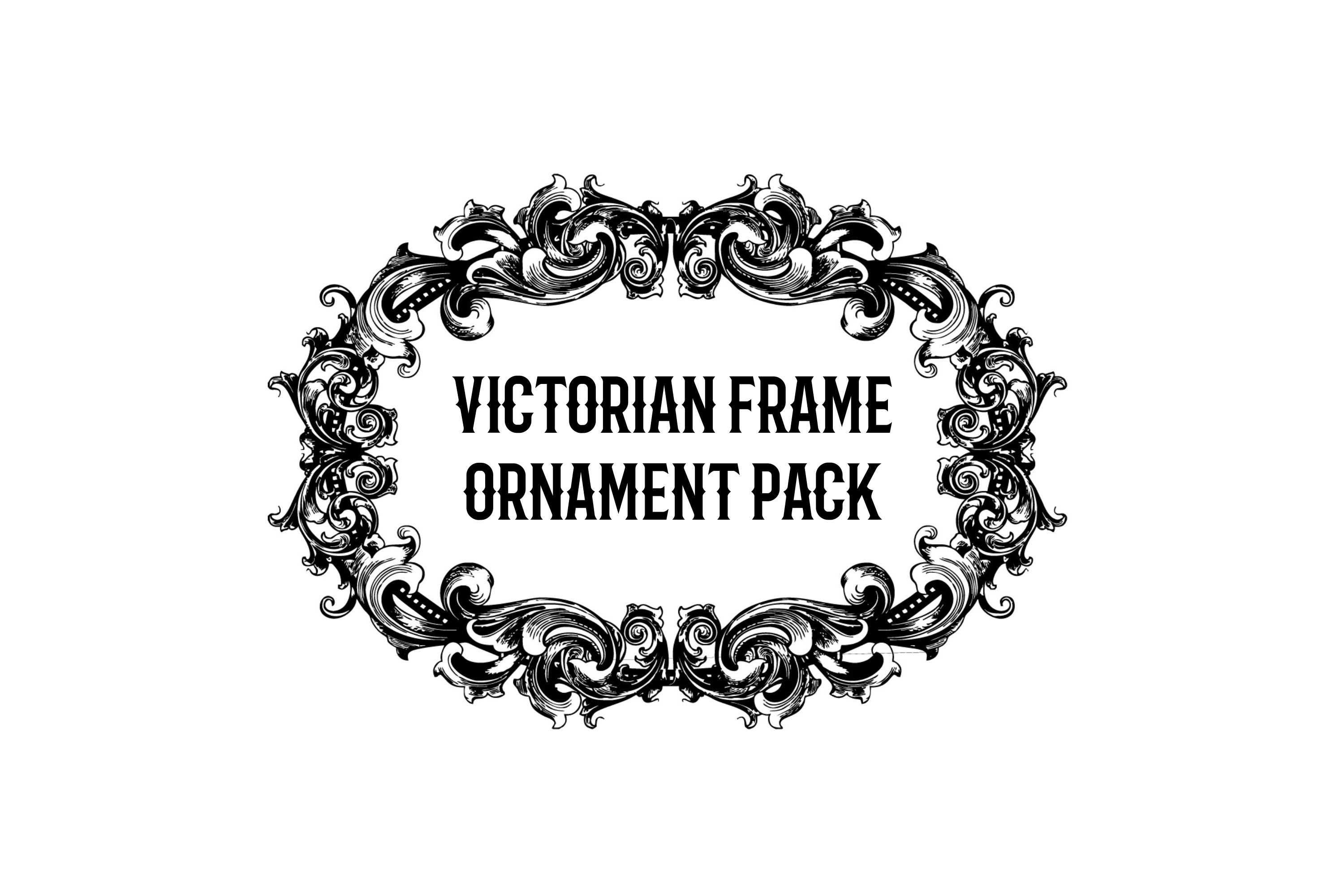 Ornament Victorian example image 4