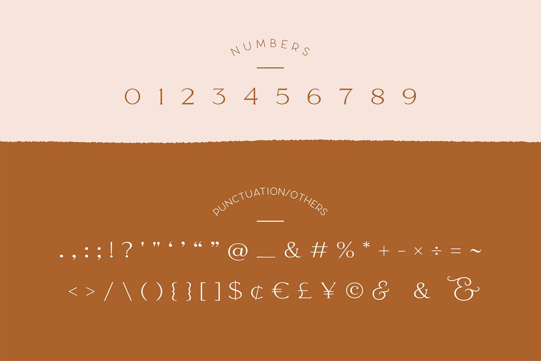Elegant Karin - Fashion Stylish Typeface example image 23