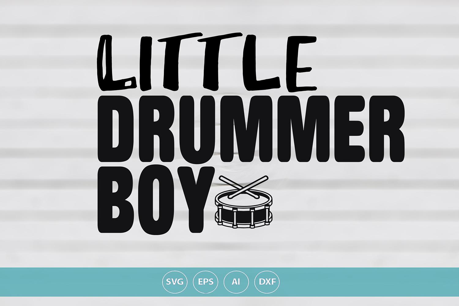Little Drummer Boy example image 2