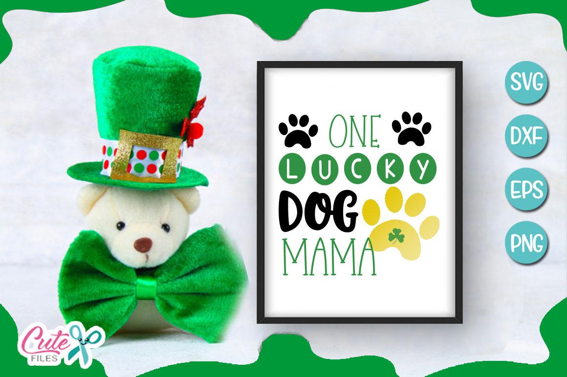 Mom of the dog bundle SVG cut file example image 11