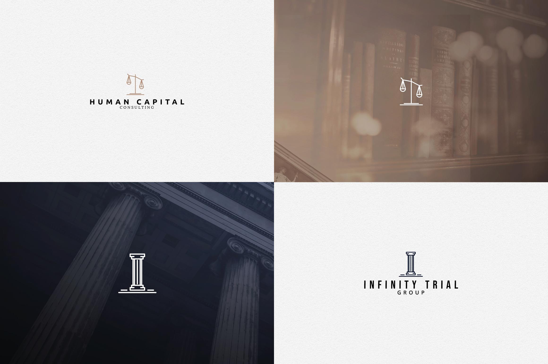 20 Logos Attorney & Law example image 2