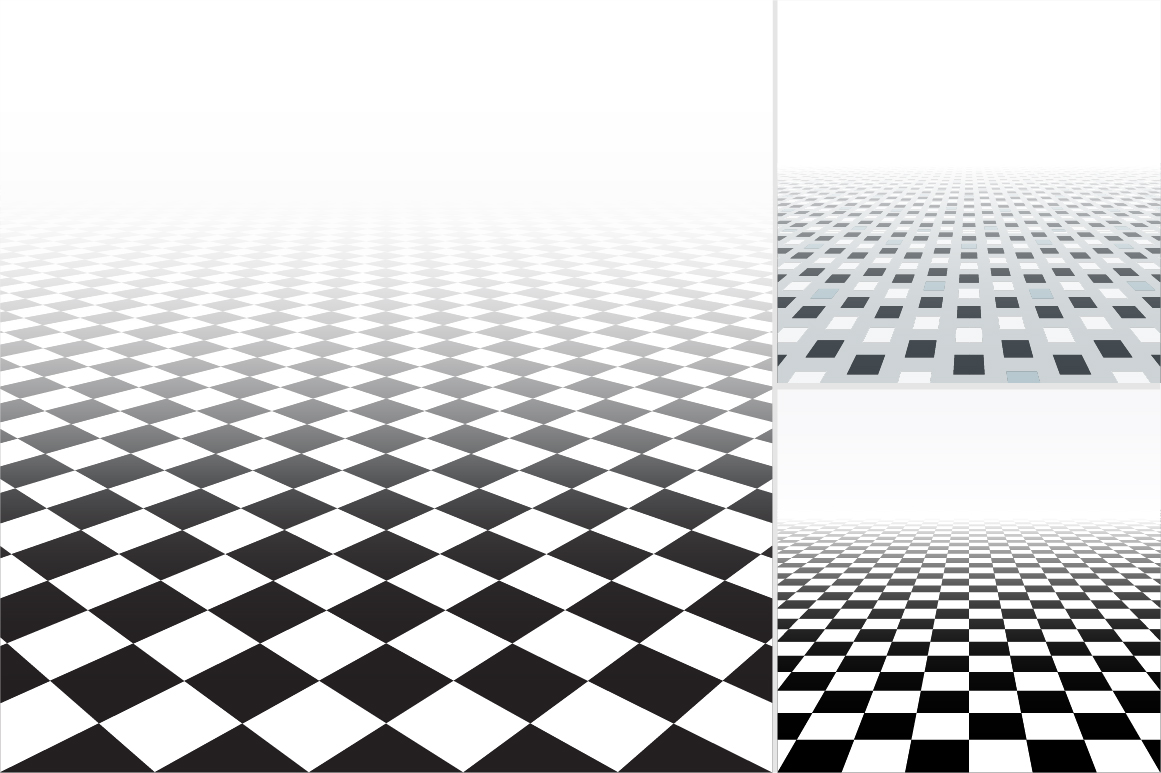 Abstract backgrounds, tiled floor. example image 7