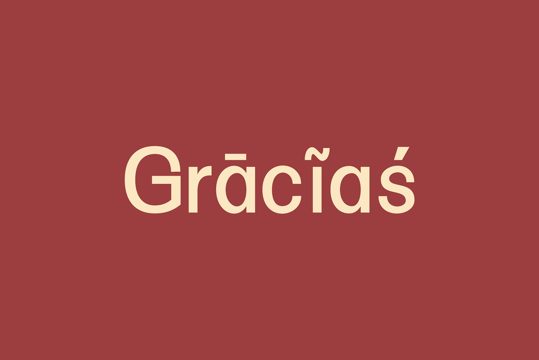 Edingu Sans Serif Font Family example image 6