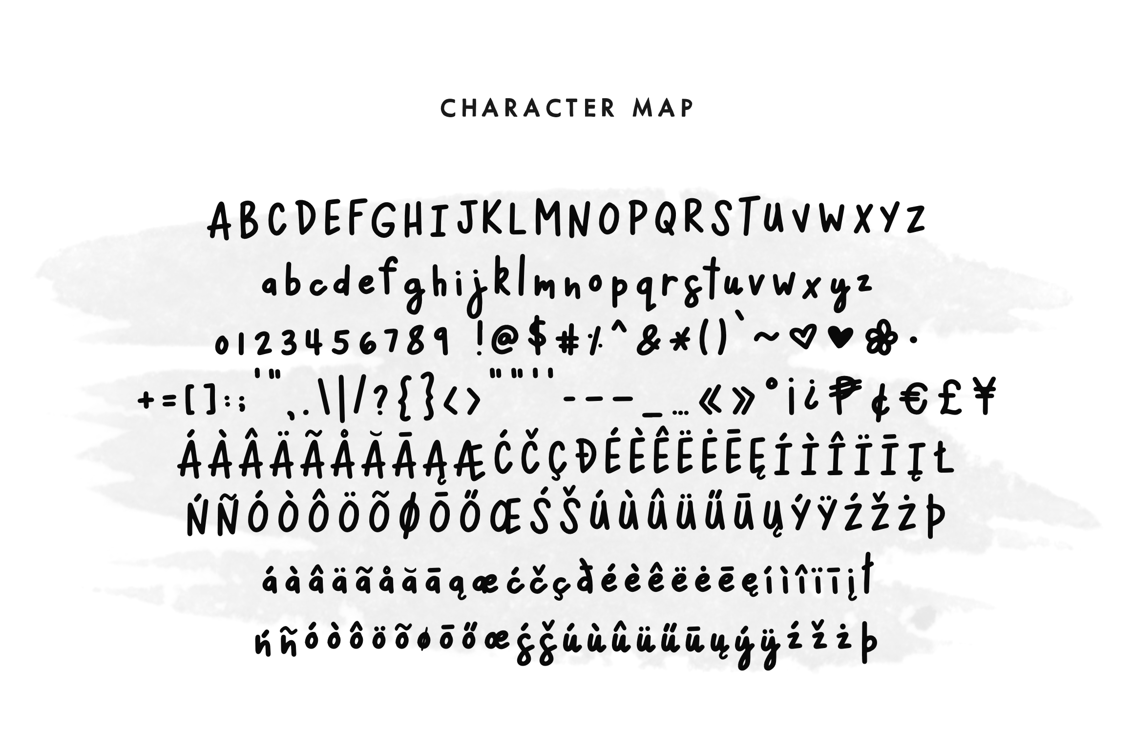 Before - A Handwritten Monoline Font example image 2