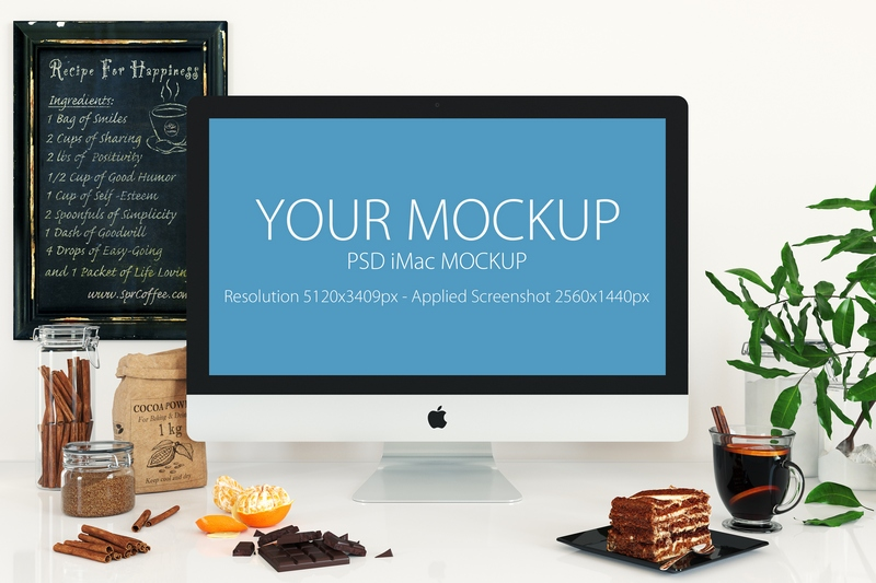 30 PSD Mock-ups Apple Devices example image 10
