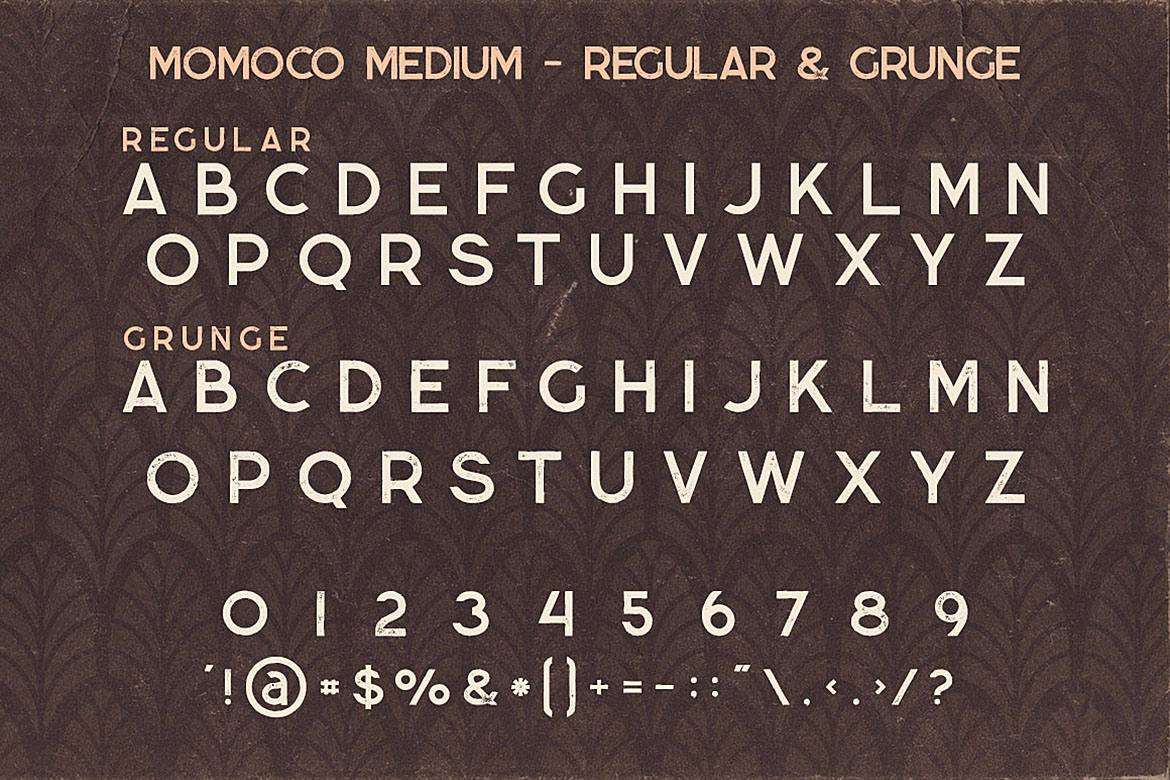 Soundtrack Font Duo example image 9