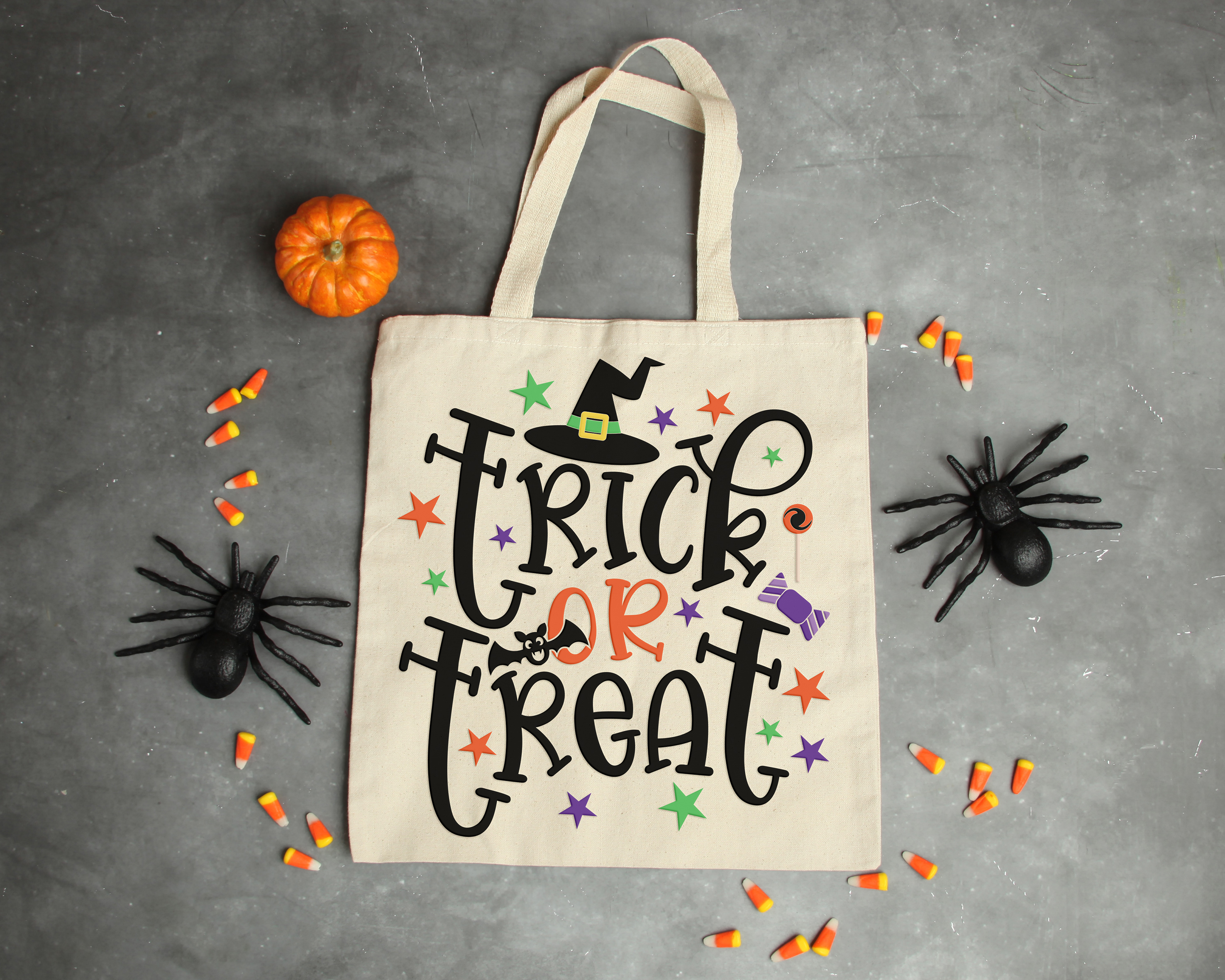 Trick Or Treat - Halloween SVG File example image 2