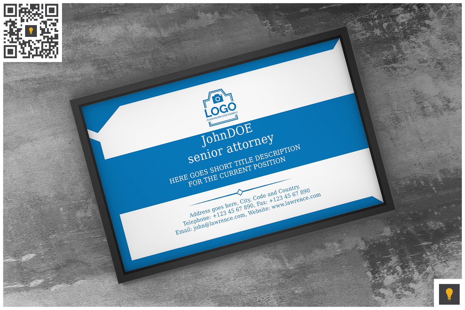 Law Firm Branding Bundle (50% OFF) example image 5