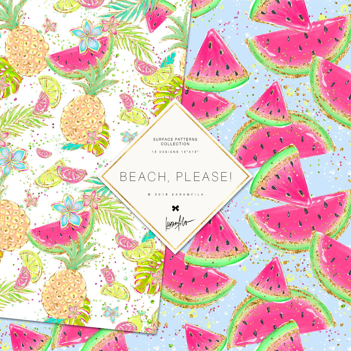 Beach Patterns example image 5