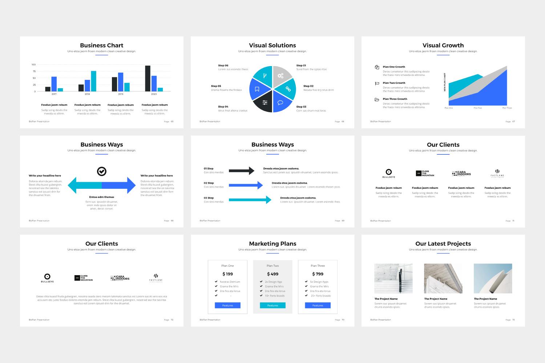 BizPro | Proposal Google Slides Template example image 8