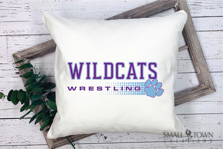 Wildcat, Wrestling, Sports, Team, Design, PRINT, CUT, DESIGN example image 4