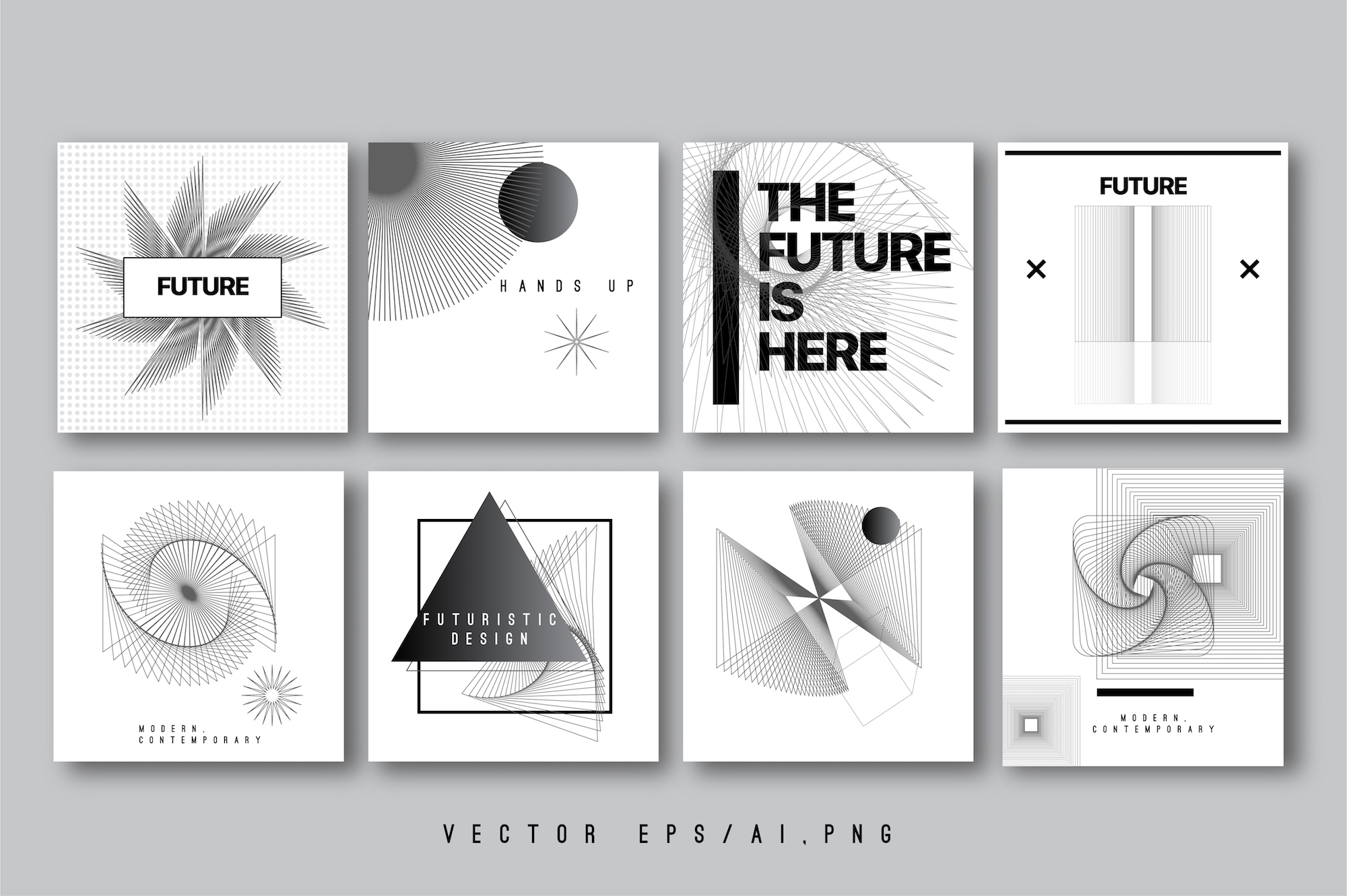 Try Contemporary - Geometric Covers example image 5
