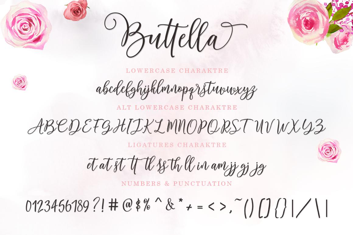 Buttella Script example image 8