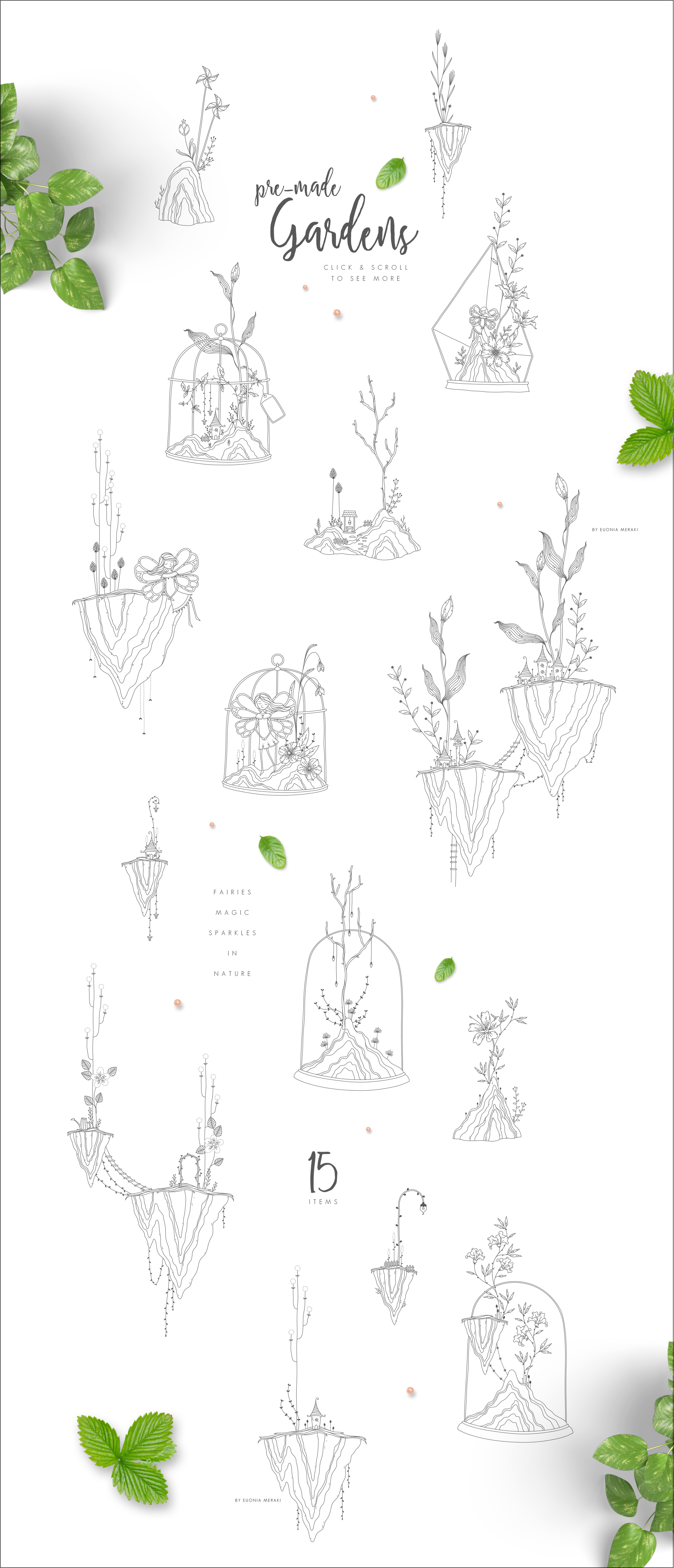 Fairy Garden 2 - Terrarium Kit example image 4