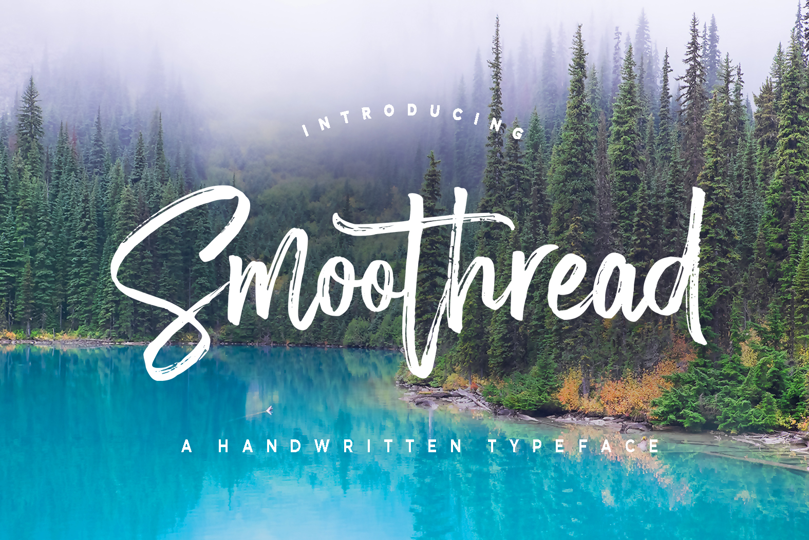Smoothread Font example image 1