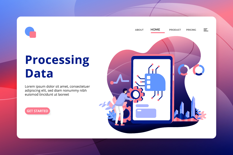 Data Analysis sets Illustration example image 7