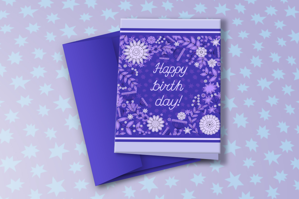 Birthday cards collection example image 2