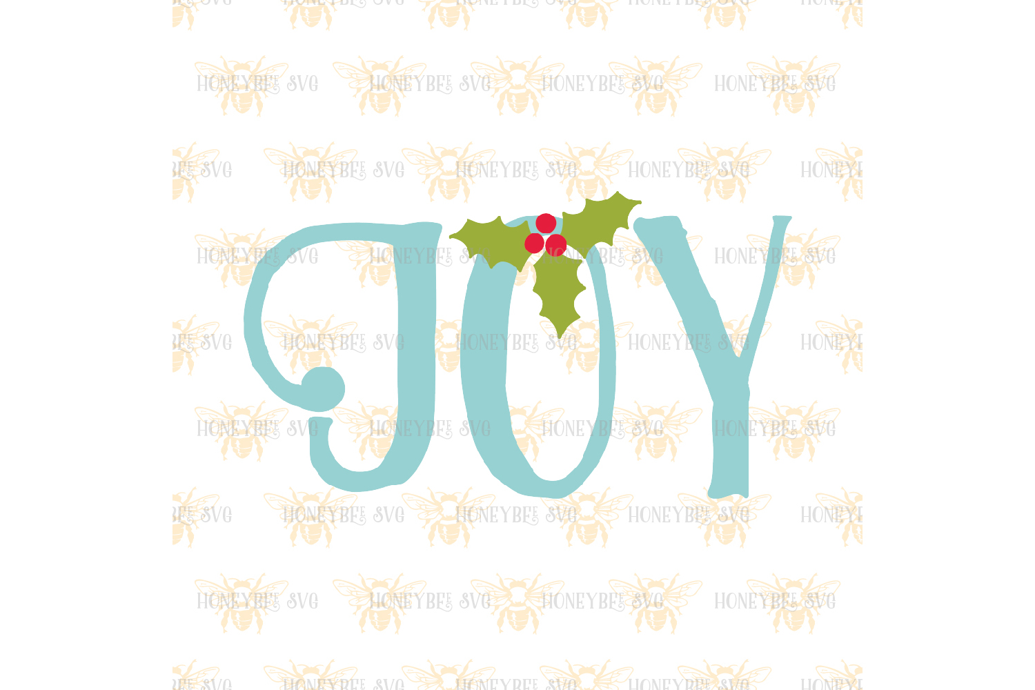 Christmas Word Bundle cut files svg example image 3