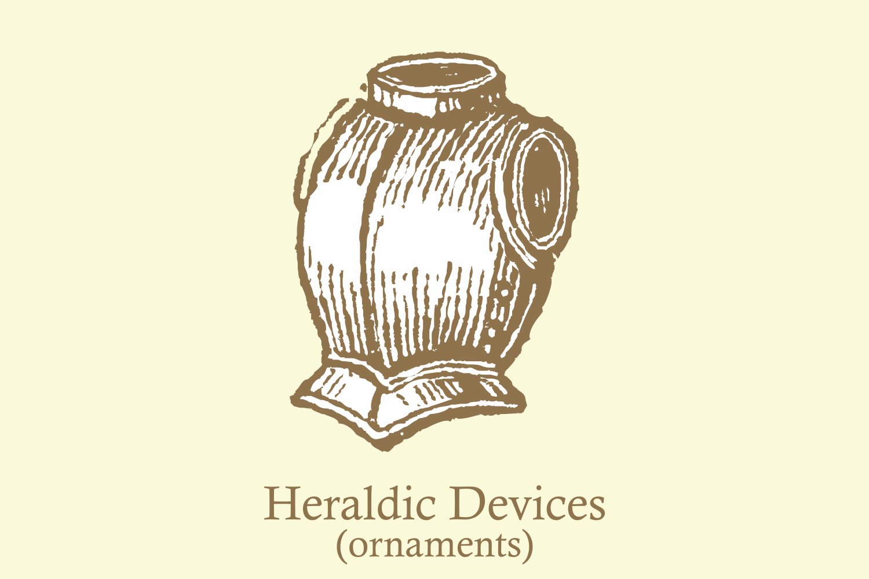 Heraldic Devices Premium   example image 8