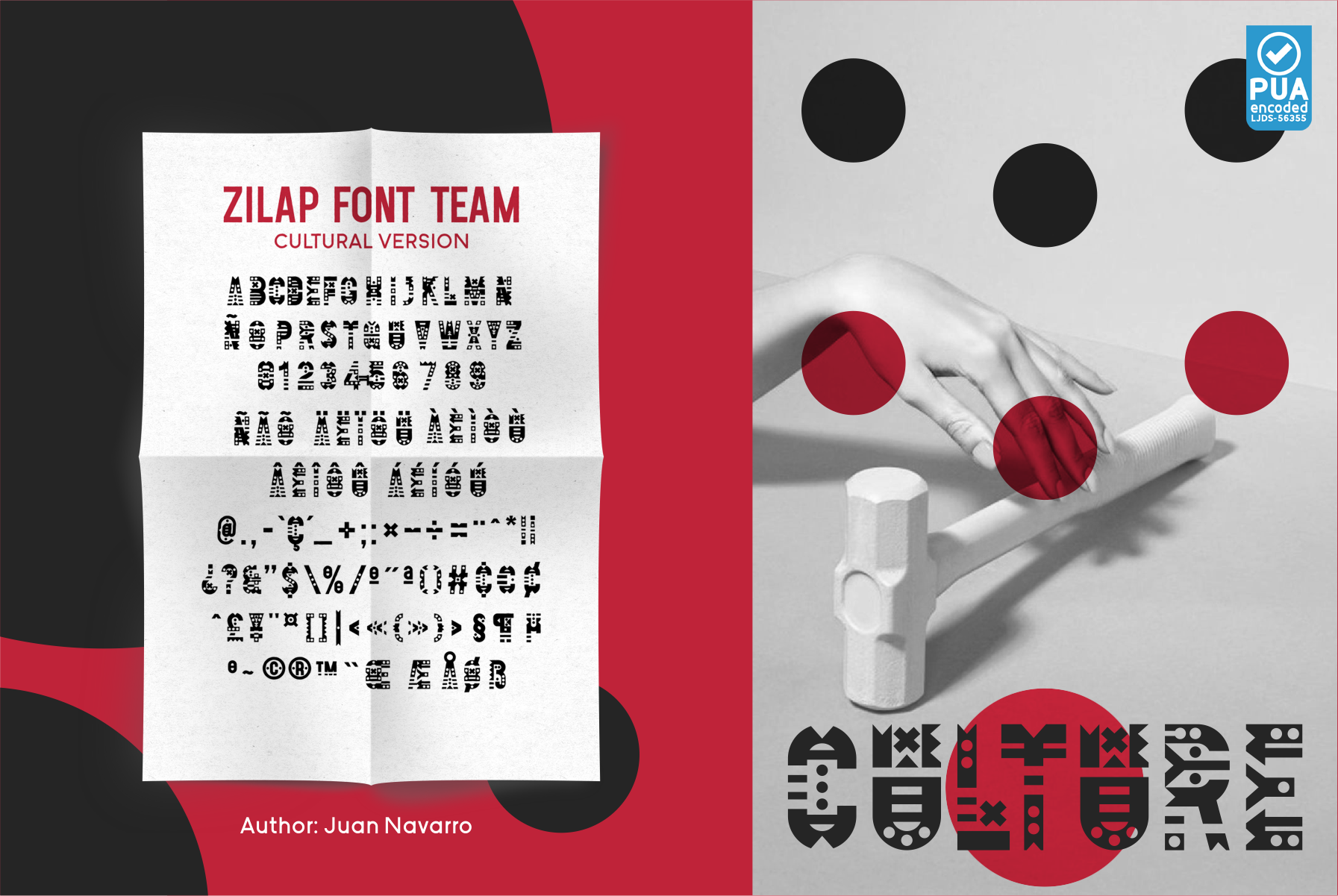 Zilap Font Team example image 4