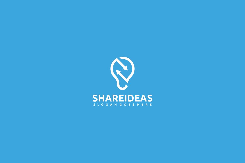 Share Ideas Logo example image 3