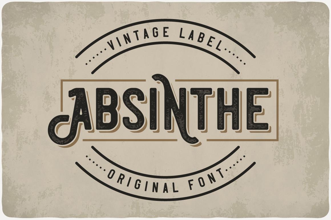 Vintage Fonts Bundle example image 19