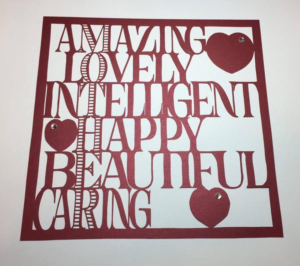 BigBundle SEPT18 - 40 Papercutting Templates &10 A4 prints example image 12