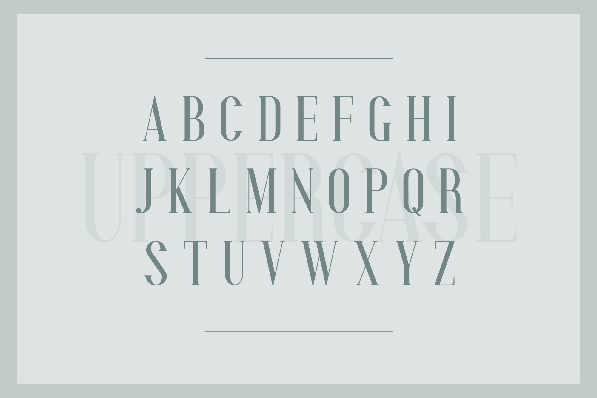 Aglow Serif - 4 Style example image 5