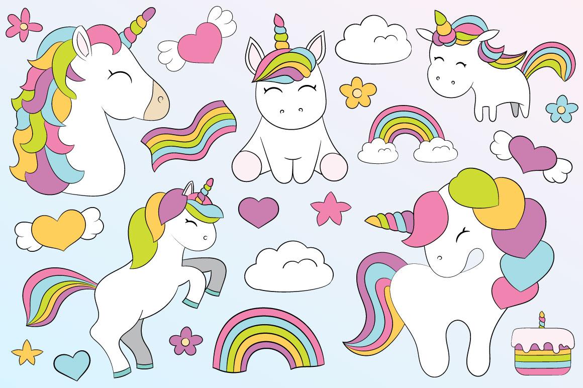 Unicorn - elements 1 example image 1