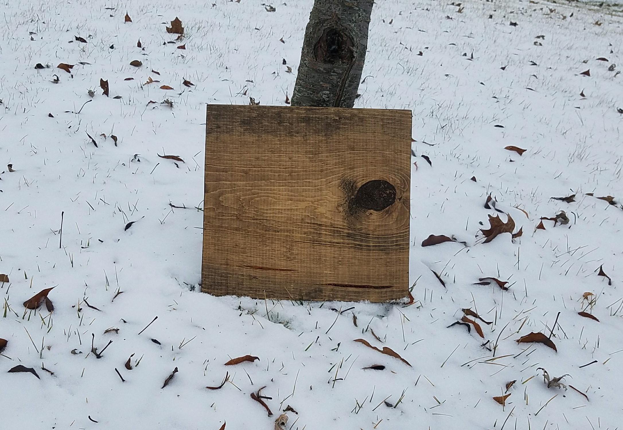 Wood sign Mockups example image 14