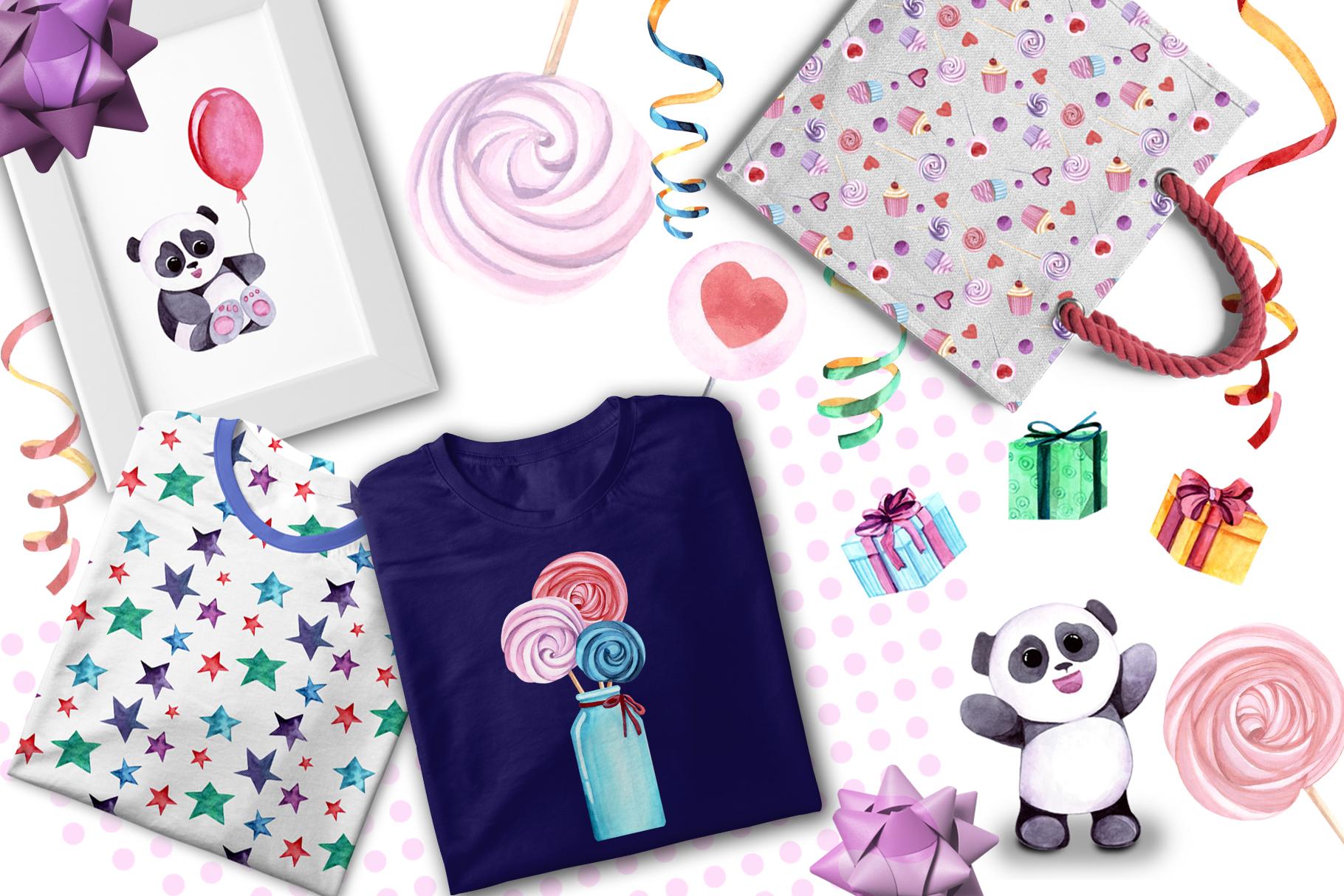 Panda's birthday example image 7