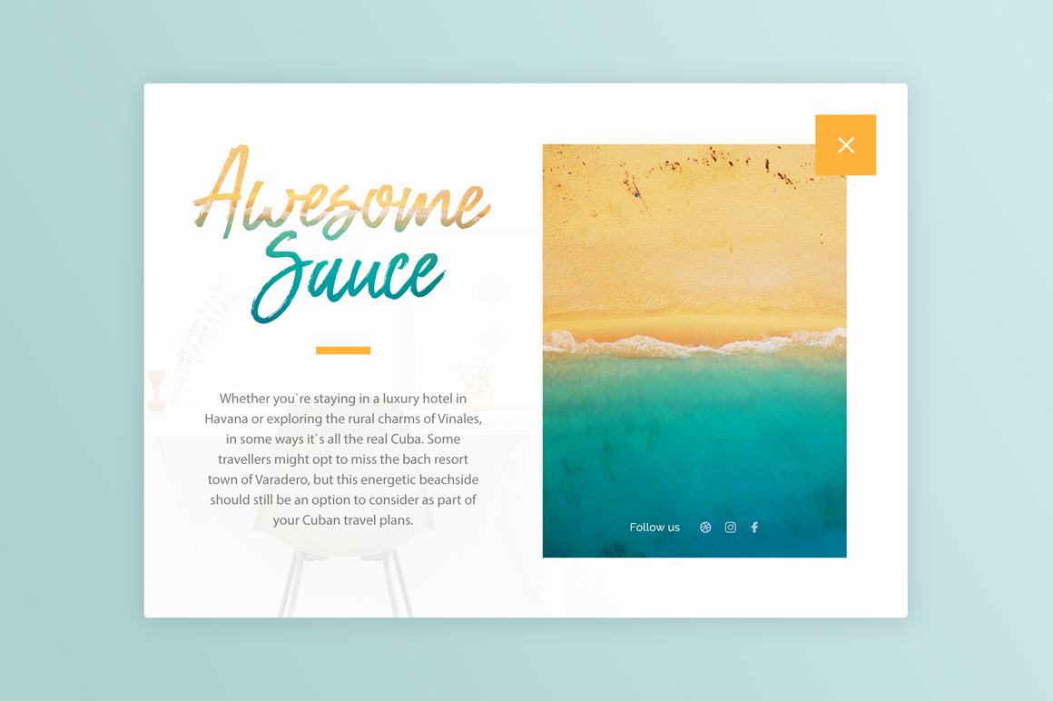 Super Casual Summer Font example image 3