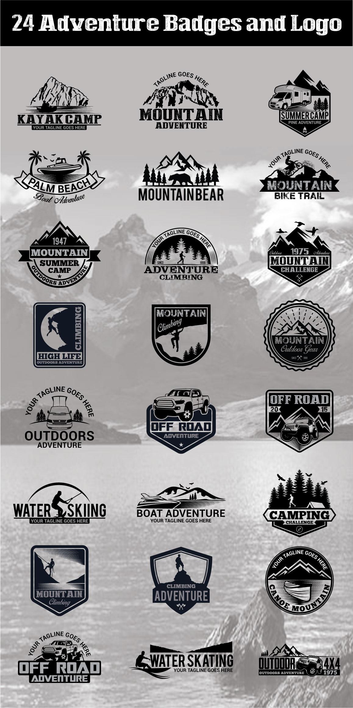 Adventure Badges example image 2