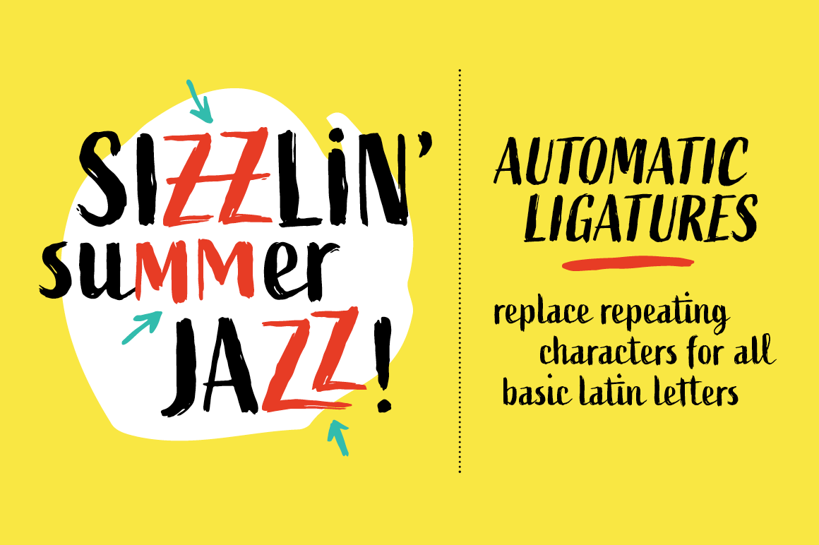 Active Font Family example image 5