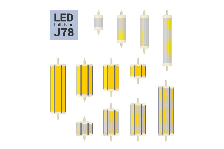 147 colorful LED light bulbs example image 11