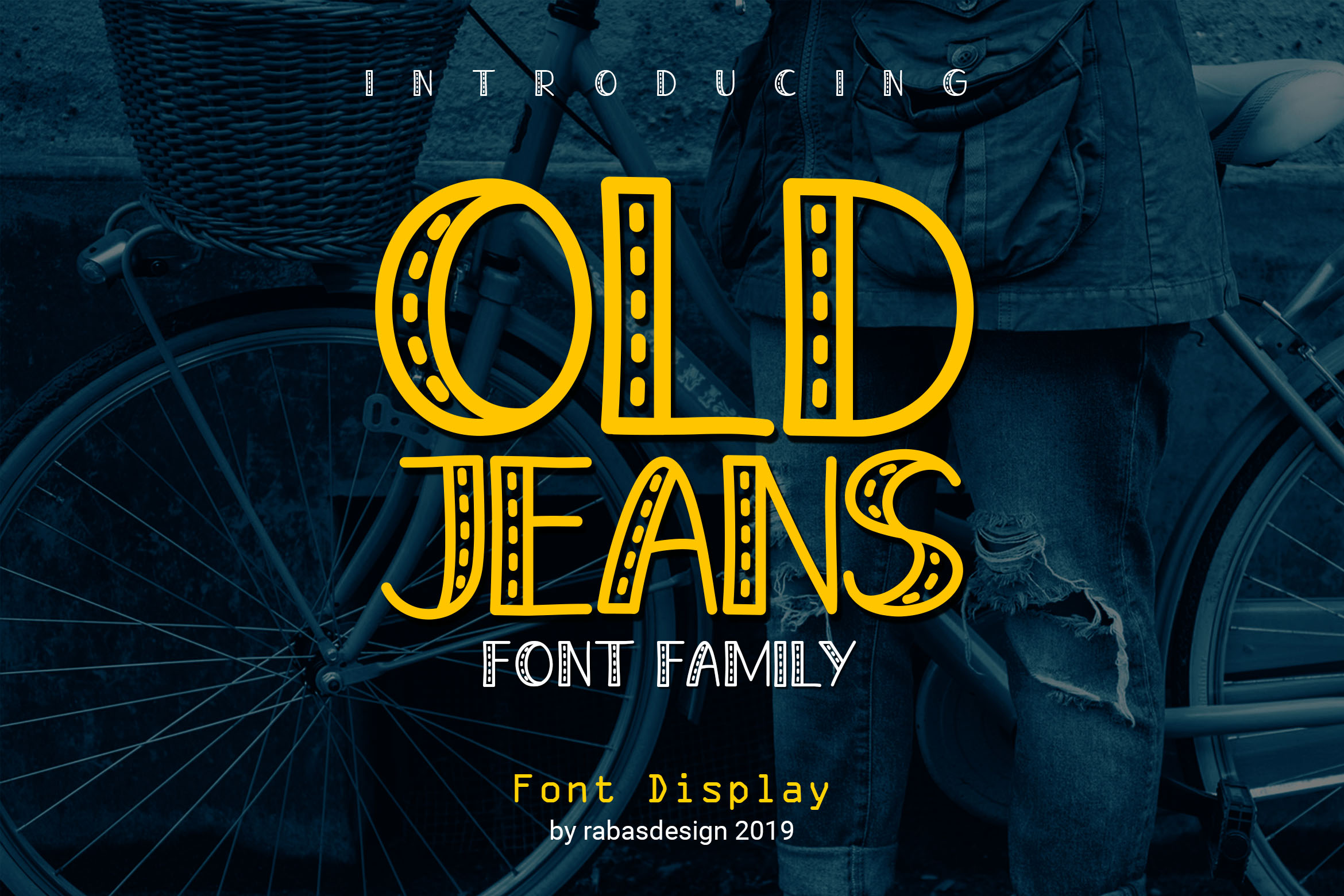 Old Jeans example image 1