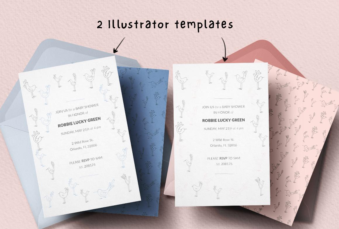 Birdies | A Tiny Design Kit example image 3