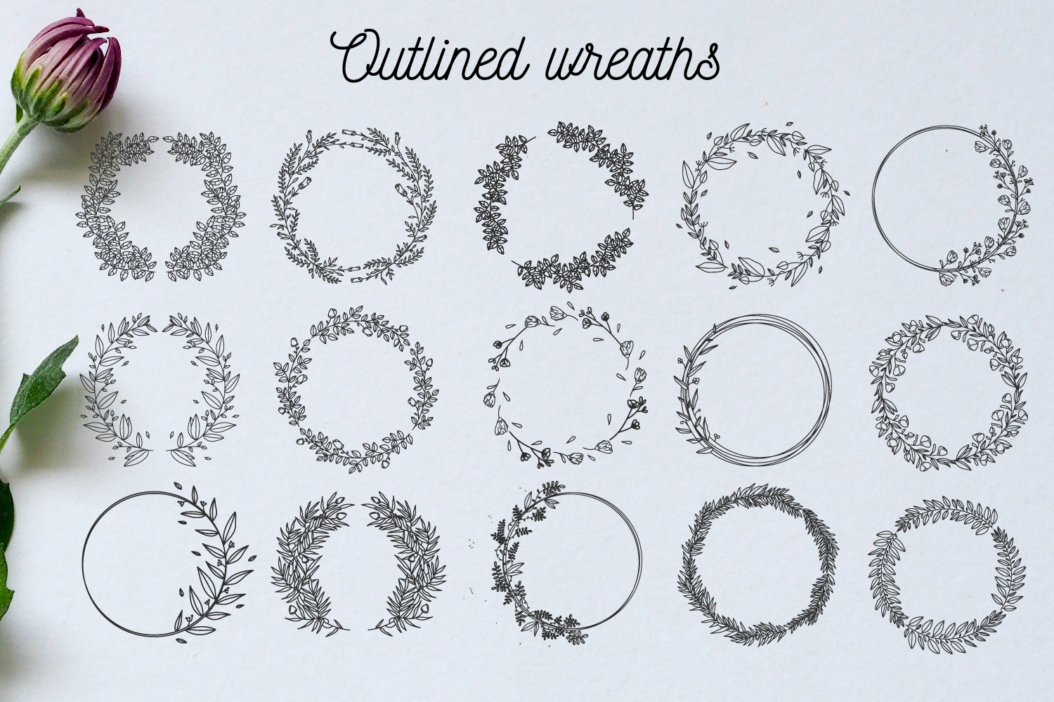 Wreath collection example image 7
