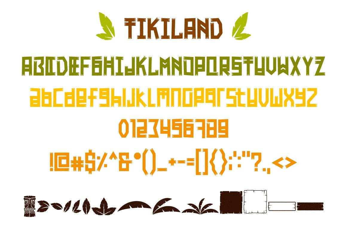 Tikiland example image 5