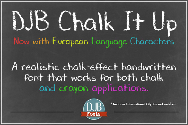 DJB Chalk It Up example image 3