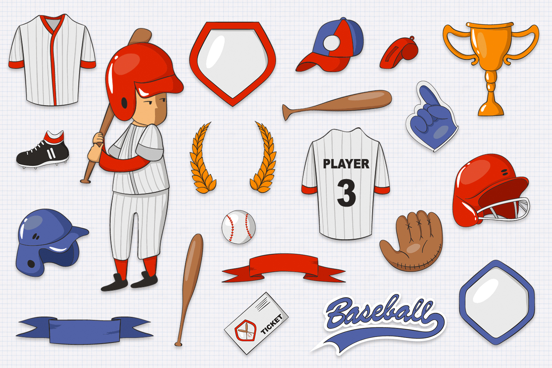 Baseball example image 2