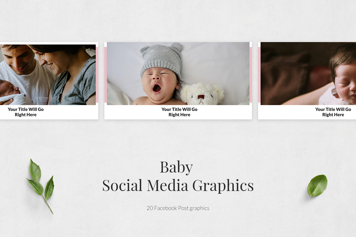 Baby Facebook Posts example image 2