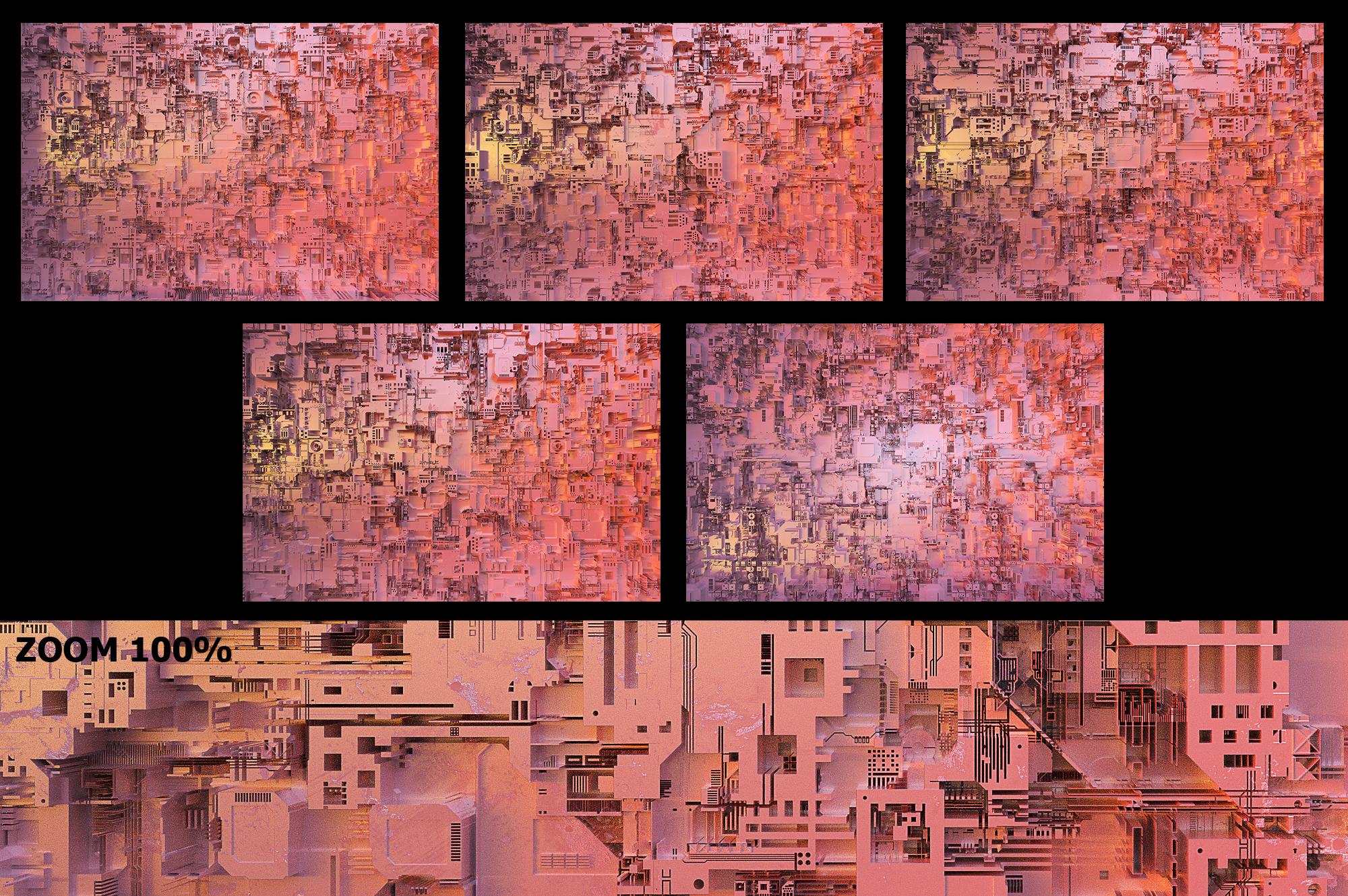 Microchip | Azbuka | Alphabet example image 12