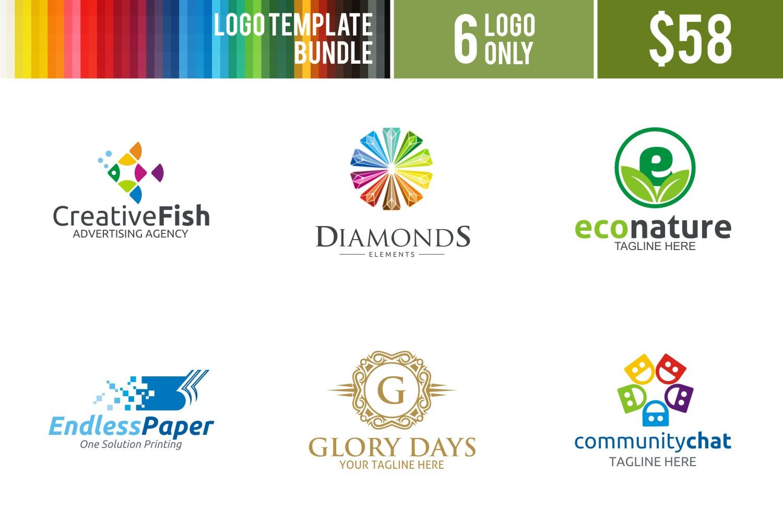 Logo Bundle#3 example image 1